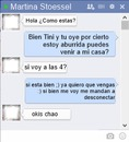 Chat Falso con TINI