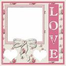 Pinky Love Frame