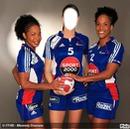 équipe féminine de hand
