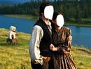 couple western