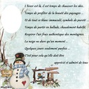 Vive la neige   !!