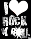 i love rock in' roll
