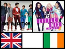 One Direction ♥ Little Mix