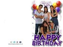 Violetta Happy Birthday