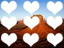 9 coeur dans le desert