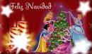 la navidad de princesas