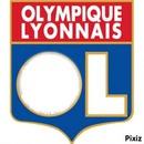 Lyon foot Logo OL