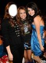 Miley,Selena et Toi ?
