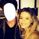 Couple Sasha Pieterse