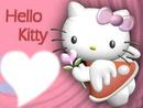 Corazon-Hello Kitty