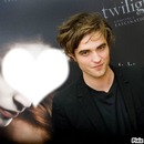 Robert Patinson ( Edward Cullen )