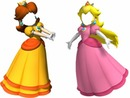 Peach Daisy