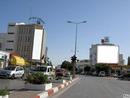 Panneau publicitaire ville d'Algérie