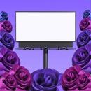 Dj CS Love flowers board