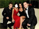 Justin Bieber, Scooter Braun, Carin Morris and you
