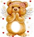 ursinho do coração