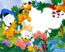 Luv_Baby Donald Duck, Daisy & Pluto