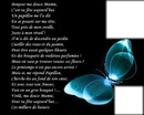 poeme pour ma mamie