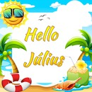 Hello Július