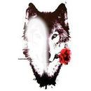 mi loup fleur
