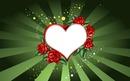 coeur fleur !