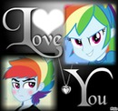 MLP LOVE RD AND RB