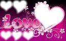 love 6 coeur