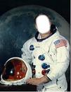 Prémier pas sur la lune