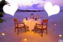 Diner au bord de la mer