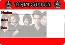credencial Team Cullen