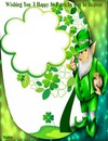 ST PATRICKS DAY IN HEAVEN