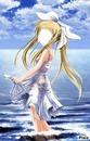 manga dans la mer