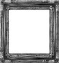 cadre carré gris