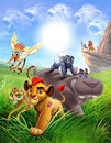 la guardia del leon