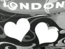 London + 2 coeur