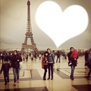 La tour Eiffel et Carly Rae Jepsen