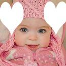 kalpli bebek foto montaj
