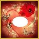 Cintaa (Hartje met vlinders)