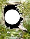 cadre cigogne