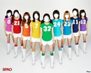 """SNSD """"What's your favourite jersey?"""""""