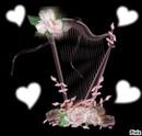 la harpe de l amoure