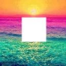eau multicolore