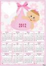 Calendario bebé