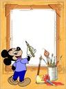 Cc Mickey pintor