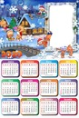 renewilly calendario nuevo año
