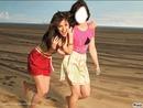 toi et Selena Gomez à la plage !