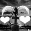 ange de la mort coeur