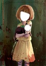 Fran Bow and mistet Midnight