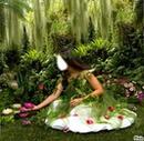 la fee des fleurs