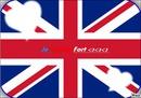 Drapeau Anglais (je t'aime fort) !!!